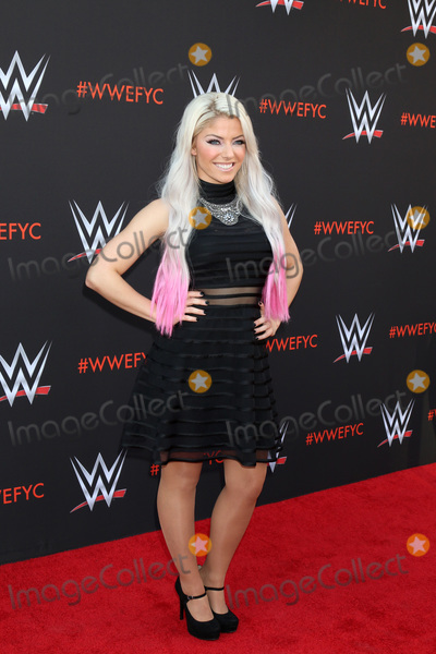 Alexa Bliss Photo - LOS ANGELES - JUN 6  Alexa Bliss at the WWE For Your Consideration Event at the TV Academy Saban Media Center on June 6 2018 in North Hollywood CA