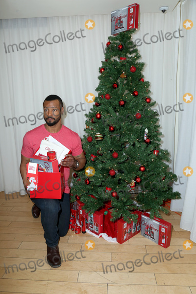 Mondrian Hotel Photo - LOS ANGELES - DEC 14  Isaiah Mustafa at the Old Spice Guy Hosts Holiday Gift Showcase at the Mondrian Hotel on December 14 2017 in West Hollywood CA