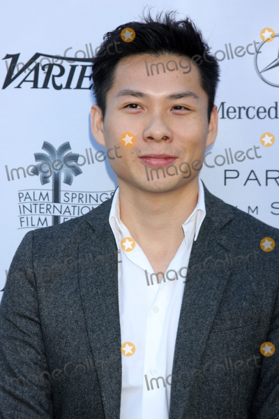 Anthony Chen Photo - PALM SPRINGS - JAN 5  Anthony Chen at the Varietys Creative Impact Awards And 10 Directors to Watch Brunch at Parker Palm Springs on January 5 2014 in Palm Springs CA