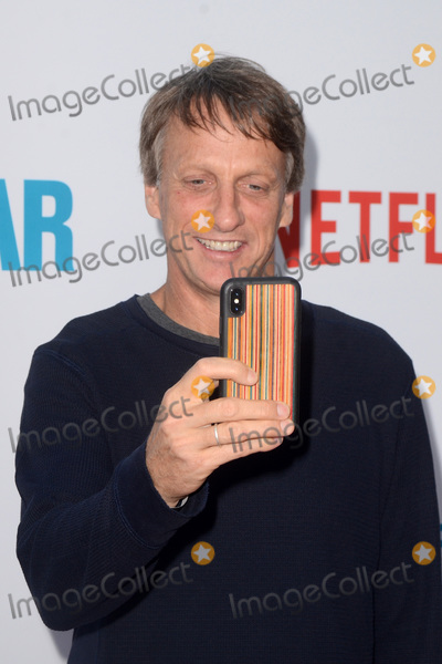 Tony Hawks Photo - LOS ANGELES - JUL 19  Tony Hawk at the Father Of The Year Los Angeles Red Carpet and Special Screening at the ArcLight Theater on July 19 2018 in Los Angeles CA