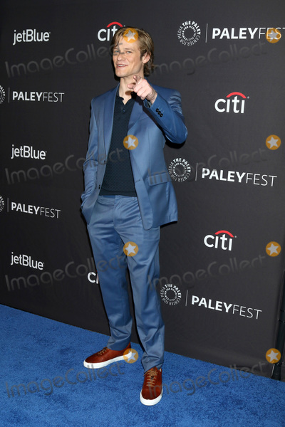 Lucas Till Photo - LOS ANGELES - MAR 23  Lucas Till at the PaleyFest - Hawaii Five-0 MacGyver and Magnum PI Event at the Dolby Theater on March 23 2019 in Los Angeles CA