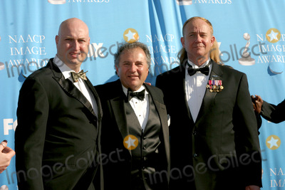 The Unit Photo - The Unit ProdcersNAACP Image AwardsShrine AuditoriumLos Angeles CAMarch 2 2007