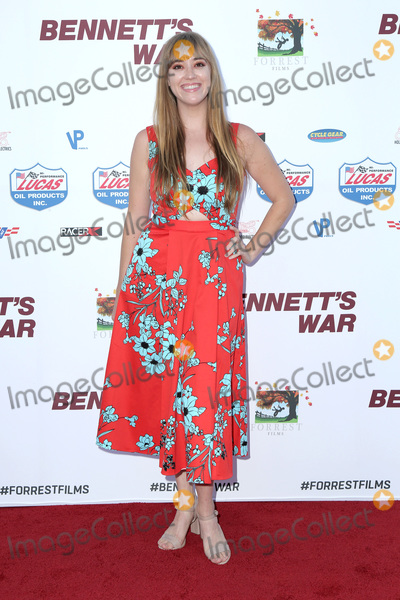 Andrea Bowen Photo - LOS ANGELES - AUG 13  Andrea Bowen at the Bennetts War Los Angeles Premiere at the Warner Brothers Studios on August 13 2019 in Burbank CA
