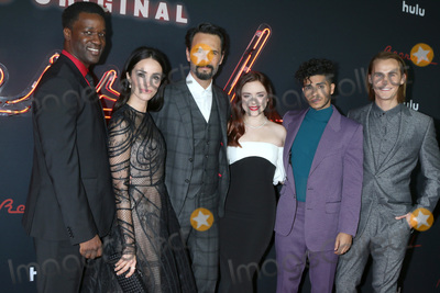 Mena Massoud Photo - LOS ANGELES - DEC 5  Gilbert Owuor Abigail Spencer Rodrigo Santoro Madison Davenport Mena Massoud Rhys Wakerfield at the Reprisal Season 1 Premiere at ArcLight Hollywood on December 5 2019 in Los Angeles CA