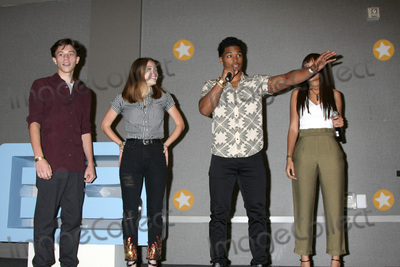 Anthony Turpel Photo - LOS ANGELES - AUG 20  Anthony Turpel Courtney Grosbeck Rome Flynn Reign Edwards at the Bold and the Beautiful Fan Event 2017 at the Marriott Burbank Convention Center on August 20 2017 in Burbank CA