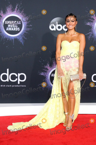 Agnez Mo Photo - LOS ANGELES - NOV 24  Agnez Mo at the 47th American Music Awards - Arrivals at Microsoft Theater on November 24 2019 in Los Angeles CA
