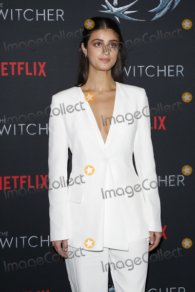 Anya Chalotra Photo - LOS ANGELES - DEC 3  Anya Chalotra at the The Witcher Premiere Screening at the Egyptian Theater on December 3 2019 in Los Angeles CA