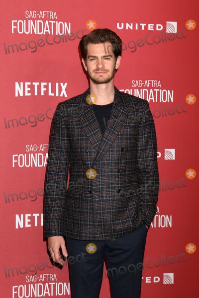 Andrew Garfield Photo - LOS ANGELES - NOV 9  Andrew Garfield at the SAG-AFTRA Foundations Patron of the Artists Awards 2017 at Wallis Annenberg Center for the Performing Arts on November 9 2017 in Beverly Hills CA