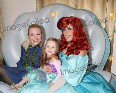 Adrienne Frantz Photo - LOS ANGELES - NOV 25  Adrienne Frantz Amelie Bailey Ariel Charachter at the Amelie Bailey 3rd Birthday Party at a Private Residence on November 25 2018 in Studio City CA