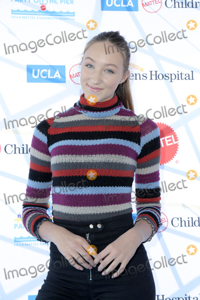 Ava Cota Photo - LOS ANGELES - NOV 18  Ava Cota at the UCLA Childrens Hospital Party on the Pier at the Santa Monica Pier on November 18 2018 in Santa Monica CA