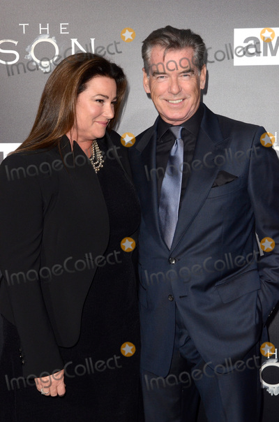 Keely Shaye-Smith Photo - LOS ANGELES - APR 3  Keely Shaye Smith Pierce Brosnan at the AMCs The Son Season One LA Premiere at ArcLight Theater on April 3 2017 in Los Angeles CA