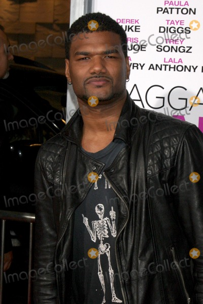 THE BAGGAGE Photo - LOS ANGELES - SEP 25  Damien Wayans at the Baggage Clain Premiere at Regal 14 Theaters on September 25 2013 in Los Angeles CA