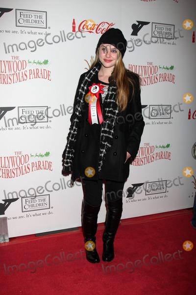 Hayley Erin Photo - Hayley Erinarriving at the 2009 Hollywood Christmas Parade Hollywood Roosevelt HotelLos Angeles  CANovember 29 2009