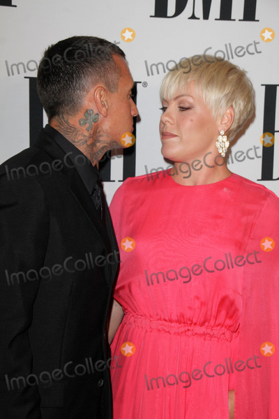 Alecia Moore Photo - LOS ANGELES - MAY 12  Carey Hart Pink Alecia Moore  at the BMI Pop Music Awards at the Beverly Wilshire Hotel on May 12 2015 in Beverly Hills CA