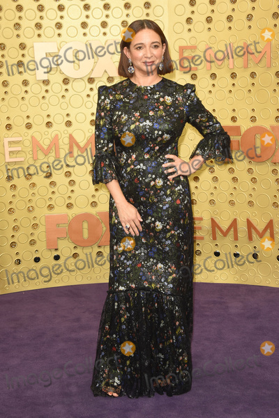 Maya Rudolph Photo - LOS ANGELES - SEP 22  Maya Rudolph at the Primetime Emmy Awards - Arrivals at the Microsoft Theater on September 22 2019 in Los Angeles CA