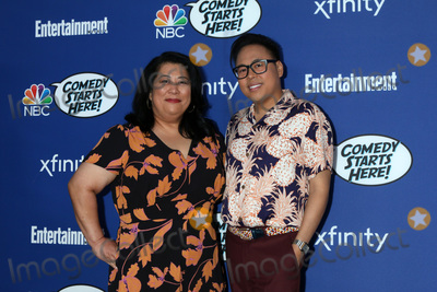 Nico Photo - LOS ANGELES - SEP 16  Kaliko Kauahu Nico Santos at the NBC Comedy Starts Here Event at the NeueHouse on September 16 2019 in Los Angeles CA