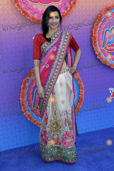 Amritha Vaz Photo - LOS ANGELES - MAR 7  Amritha Vaz at the Premiere Of Disney Juniors Mira Royal Detective at the Disney Studios on March 7 2020 in Burbank CA