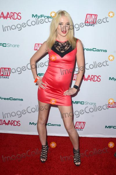 Tiffany Photo - LOS ANGELES - NOV 21  Tiffany Fox at the 2020 AVN Awards Nominations Party at the Avalon on November 21 2019 in Los Angeles CA