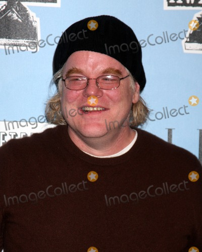 Phillip Seymour Hoffman Photo - Phillip Seymour Hoffman  in the Press Room  at the  Film Indpendents  24th Annual Spirit Awards on the beach in Santa Monica CA  onFebruary 21 2009