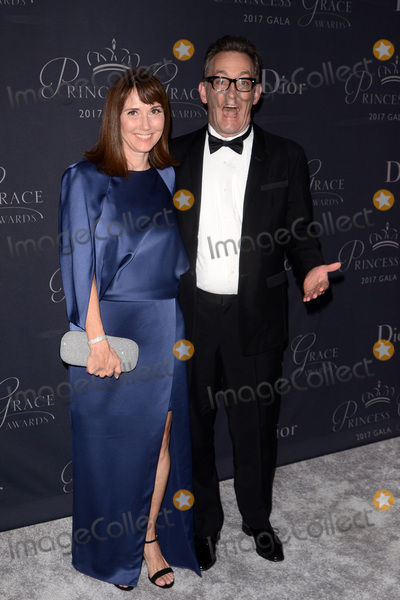 Jill Talley Photo - LOS ANGELES - OCT 25  Jill Talley Tom Kenny at the 2017 Princess Grace Awards Gala at the Beverly Hilton Hotel on October 25 2017 in Beverly Hills CA