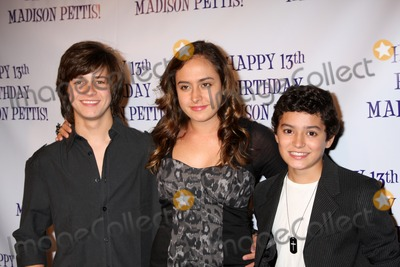 Eric Unger Photo - LOS ANGELES - JUL 31  Billy Unger Erin Unger Eric Unger arriving at the13th Birthday Party for Madison Pettis at Eden on July 31 2011 in Los Angeles CA