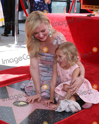 Kirsten Dunst Photo - LOS ANGELES - AUG 29  Kirsten Dunst goddaughter at the Kirsten Dunst Star Ceremony on the Hollywood Walk of Fame on August 29 2019 in Los Angeles CA