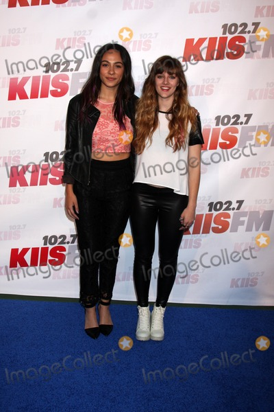 Aurora Perrineau Photo - LOS ANGELES - MAY 10  Aurora Perrineau Aubrey Peeples at the 2014 Wango Tango at Stub Hub Center on May 10 2014 in Carson CA