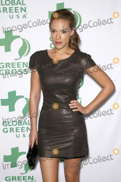 Alicja Bachleda Photo - LOS ANGELES - FEB 23  Alicja Bachleda arrives at the Global Green USAs 8th Annual Pre-Oscar Party at Avalon on February 23 2011 in Los Angeles CA