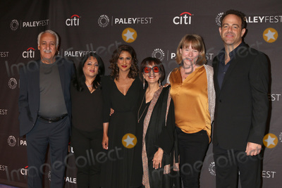 Ann Robinson Photo - LOS ANGELES - SEP 10  Brian George Aseem Batra Madhur Jaffrey Sarayu Blue Julie Anne Robinson Paul Adelstein at the 2018 PaleyFest Fall TV Previews - NBC at the Paley Center for Media on September 10 2018 in Beverly Hills CA