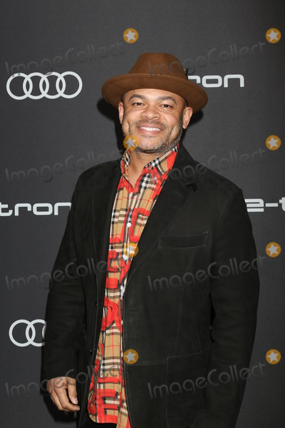 Anthony Hemingway Photo - LOS ANGELES - SEP 13  Anthony Hemingway at the Audi Pre-Emmy Party at the La Peer Hotel on September 13 2018 in West Hollywood CA
