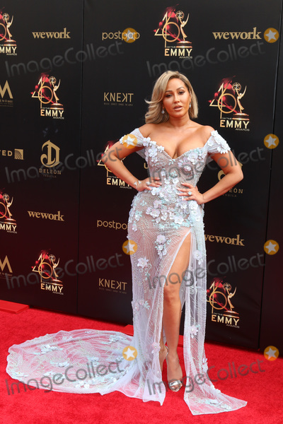 Adrienne Houghton Photo - LOS ANGELES - MAY 5  Adrienne Houghton at the 2019  Daytime Emmy Awards at Pasadena Convention Center on May 5 2019 in Pasadena CA
