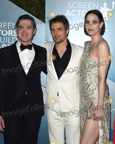 Sam Rockwell Photo - LOS ANGELES - JAN 19  Billy Crudup Sam Rockwell Leslie Bibb at the 26th Screen Actors Guild Awards at the Shrine Auditorium on January 19 2020 in Los Angeles CA