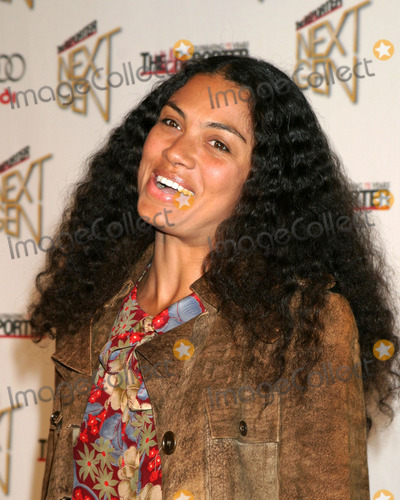 Amel Photo - Amel LarriuxHollywood Reporter Next Generation ReceptionMontmartre LoungeLos Angeles CANovember 8 2005