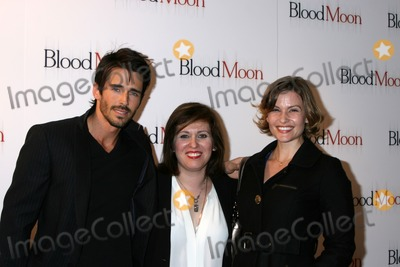Marissa Tait Photo - LOS ANGELES - FEB 9  Brandon Beemer Farnaz Saminia Marissa Tait arrives at the Blood Moon Screening at Sony Pictures Studio on February 9 2012 in Culver City CA