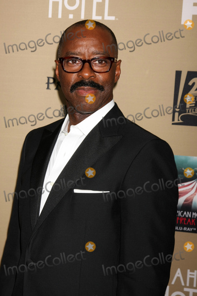 Courtney B Vance Photo - LOS ANGELES - OCT 3  Courtney B Vance at the American Horror Story Hotel Premiere Screening at the Regal 14 Theaters on October 3 2015 in Los Angeles CA