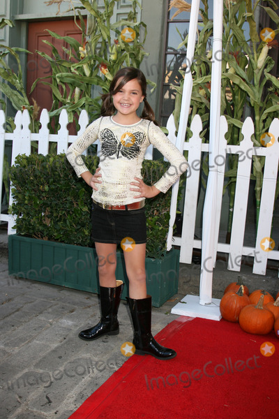 Bailee Madison Photo - Bailee Madison arriving to the Camp Ronald McDonald Event on the backlot of Universal Studios in Los Angeles CA  onOctober 26 2008
