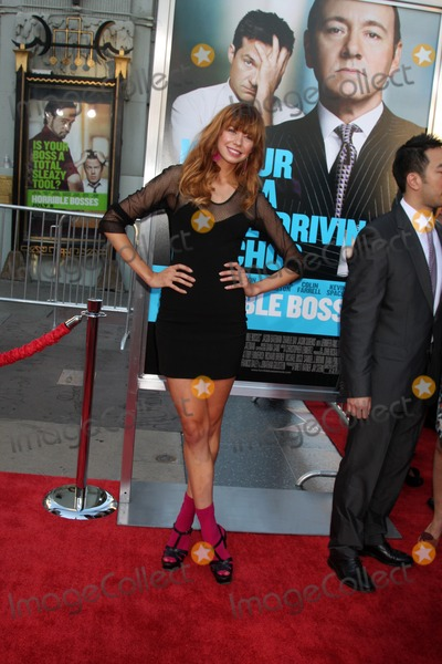 Analeigh Tipton Photo - LOS ANGELES - JUN 30  Analeigh Tipton arriving at the Horrible Bosses Premiere at Graumans Chinese Theater on June 30 2011 in Los Angeles CA