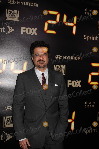 Anil Kapoor Photo - Anil Kapoorarrives at the 24 Series Finale Party Boulevard3Los Angeles CAApril 30 2010