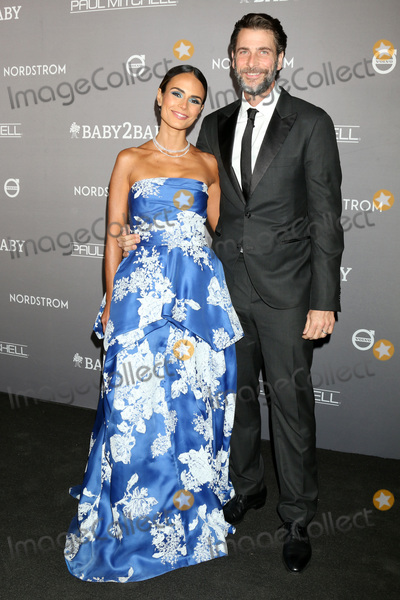 Jordana Brewster Photo - LOS ANGELES - NOV 9  Jordana Brewster Andrew Form at the 2019 Baby2Baby Gala Presented By Paul Mitchell at 3Labs on November 9 2019 in Culver City CA
