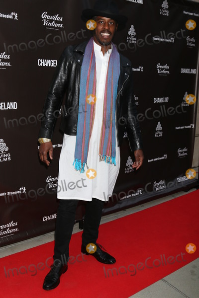 Ahmed Best Photo - LOS ANGELES - JUN 3  Ahmed Best at the Changeland Los Angeles Premiere at the ArcLight Hollywood on June 3 2019 in Los Angeles CA