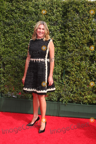 Nancy Dubuc Photo - vLOS ANGELES - SEP 12  Nancy Dubuc at the Primetime Creative Emmy Awards Arrivals at the Microsoft Theater on September 12 2015 in Los Angeles CA