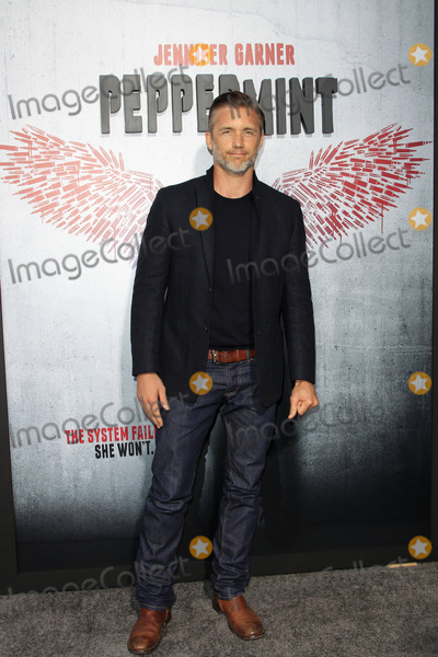 Jeff Hephner Photo - LOS ANGELES - AUG 28  Jeff Hephner at the Peppermint World Premiere at the Regal Cinemas LA LIVE on August 28 2018 in Los Angeles CA