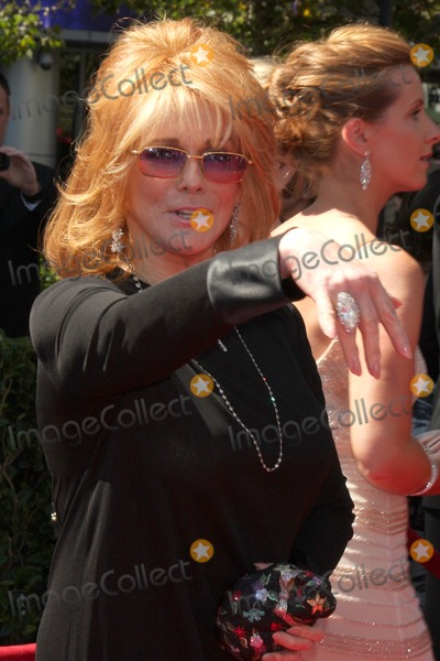 Ann-Margret Photo - LOS ANGELES - AUG 21  Ann-Margret arrives at the 2010 Creative Primetime Emmy Awards at Nokia Theater at LA Live on August 21 2010 in Los Angeles CA