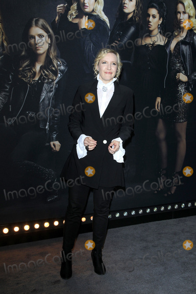 Trish Sie Photo - LOS ANGELES - DEC 12  Trish Sie at the Pitch Perfect 3 Premiere at the Dolby Theater on December 12 2017 in Los Angeles CA