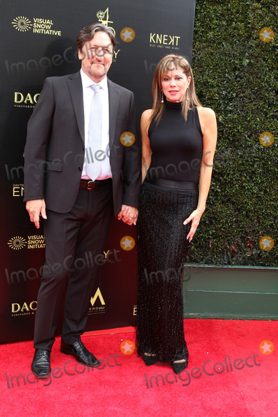 Nancy Lee Grahn Photo - LOS ANGELES - APR 29  Boyfriend Nancy Lee Grahn at the 45th Daytime Emmy Awards at the Pasadena Civic Auditorium on April 29 2018 in Pasadena CA