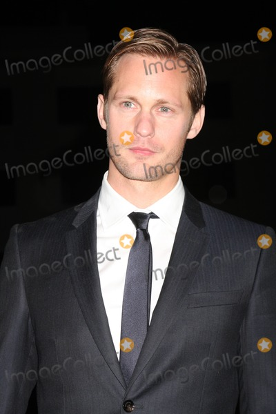 Alexander Skarsgrd Photo - Alexander Skarsgrdarriving at the 3rd Annual Art of Elysium GalaRooftop of Parking Garage across from Beverly Hilton HotelBeverly Hills CAJanuary 16 2010