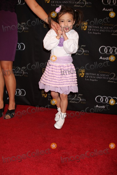 Aubrey Anderson Photo - LOS ANGELES - JAN 14  Aubrey Anderson Emmons and mother arrives at  the BAFTA Award Season Tea Party 2012 at Four Seaons Hotel on January 14 2012 in Beverly Hills CA