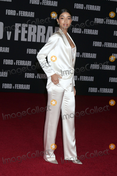 Yovanna Ventura Photo - LOS ANGELES - NOV 4  Yovanna Ventura at the Ford v Ferrari Premiere at TCL Chinese Theater IMAX on November 4 2019 in Los Angeles CA