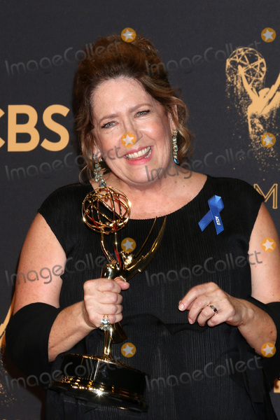 Ann Dowd Photo - LOS ANGELES - SEP 17  Ann Dowd at the 69th Primetime Emmy Awards - Press Room at the JW Marriott Gold Ballroom on September 17 2017 in Los Angeles CA
