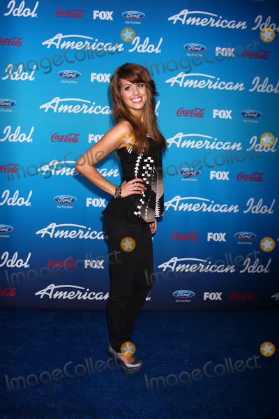 Angie Miller Photo - LOS ANGELES - MAR 7  Angie Miller arrives at the 2013 American Idol Finalists Party at the The Grove on March 7 2013 in Los Angeles CA